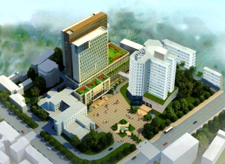 重庆医科大学附属永川医院(重庆市第二人民医院,重庆医科大学第五
